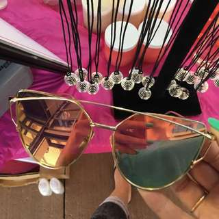 Glow Glam Sunglasses