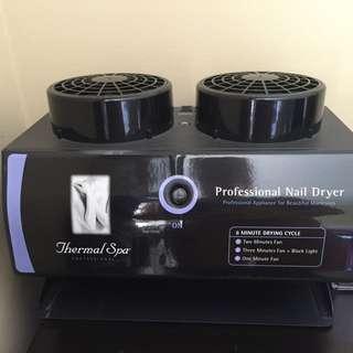Thermal Spa Nail Dryer