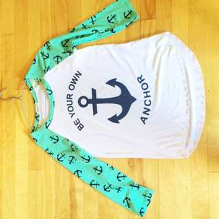 Be Your Own Anchor Shirt
