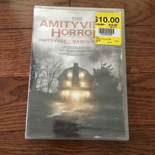 The Amityville Horror Trilogy : BRAND NEW