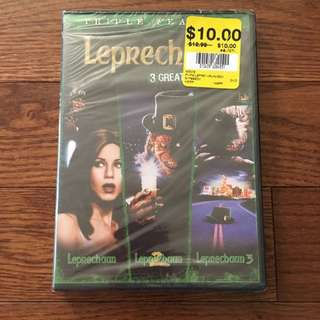 Leprechaun Trilogy : BRAND NEW