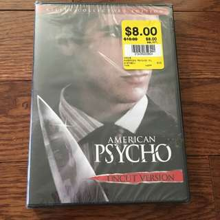 American Psycho : BRAND NEW