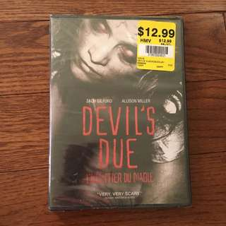 Devil's Due : BRAND NEW