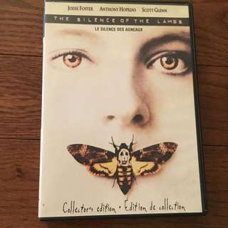 The Silence Of The Lambs Collector's Edition