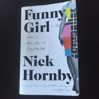 Funny Girl, A Novel