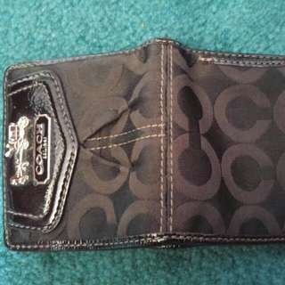 Coach Mini Wallet