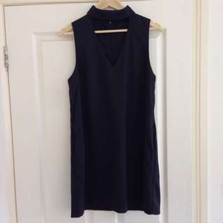 BRAND NEW WITH TAGS Choker Dress