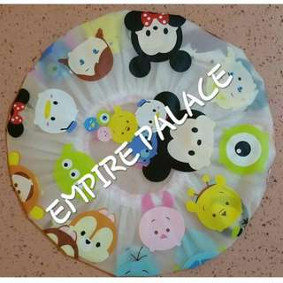 🎉AVAILABLE NOW Tsum Tsum Shower Cap