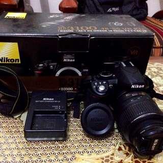 prelove Nikon D3100