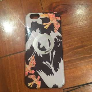 Authentic Mimco Phone Case For iPhone 6