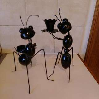 Candle Holder Ants