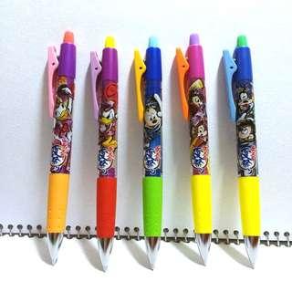 🌸日本帶回 搖搖自動鉛筆 迪士尼樂園 米奇米妮 奇奇蒂蒂 高飛