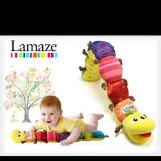 Lamaze (Inspired) Musical Inchworm