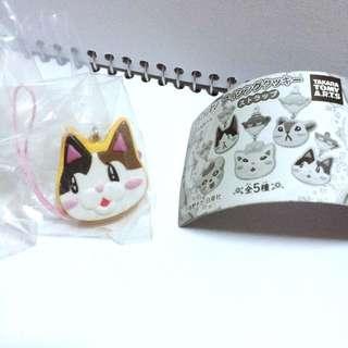 🌸日本帶回 扭蛋 糖霜餅乾 萌貓 貓奴 扭蛋