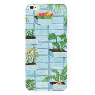 都市的植栽iPhone手機殼