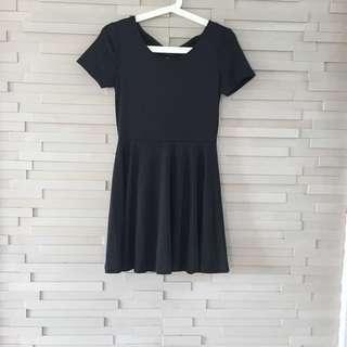 Black Dress Sexy Back