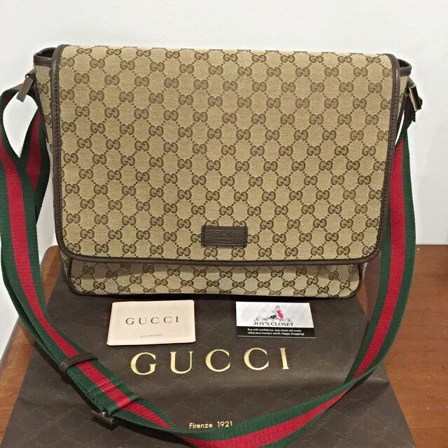 100% Authentic Gucci Crossbody
