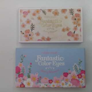[LIMITED EDITION] ETUDE HOUSE - Fantastic Color Eyes Eyeshadow Palette
