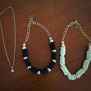 Fashion Necklaces Bundle