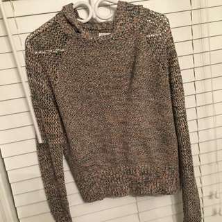 American Eagle Fall Sweater