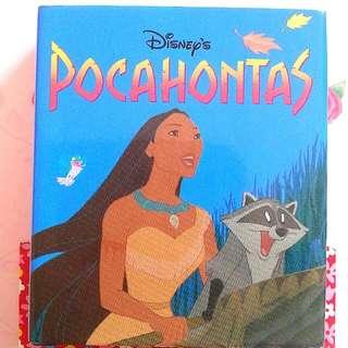 Disneys POCAHONTAS mini Book