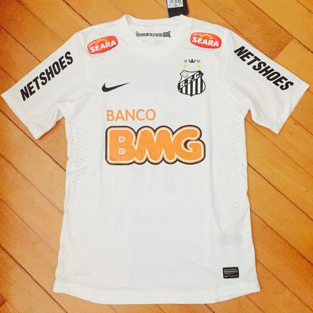f7d348859 11 Neymar Jr. Santos FC Home Player shirt