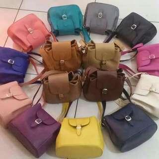Markiina Made bags