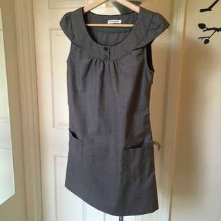 Valley Girl Dress With Pockets