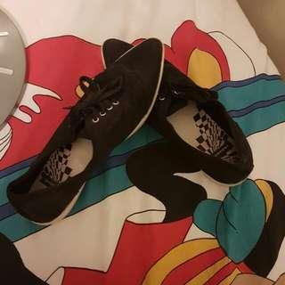 Vintage Vagabond Shoes
