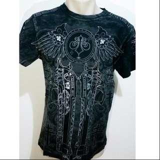 Xzavier Silver & Black Tshirt