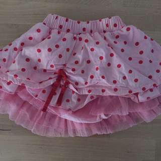 Baby Girls Bebe Skirt Size 00