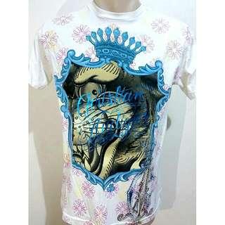 Christian Audigier Lion Tshirt