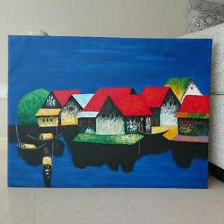 Painting Vietnam