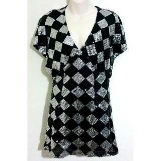 Ladakh Sequin Dress