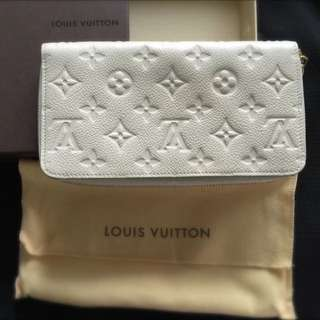 LV Empreinte Secret Long wallets