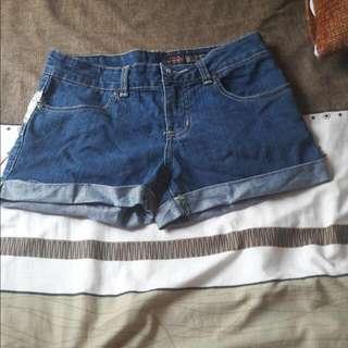 Bum Maong Shorts
