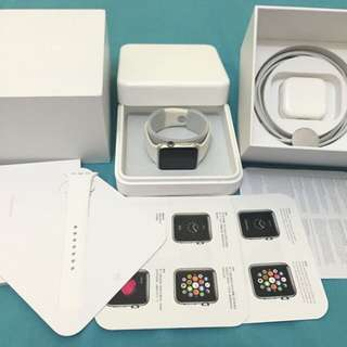 Apple Watch 42mm Stainless
