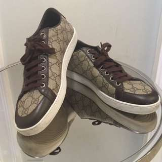 Authentic Gucci Shoes/sneakers