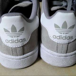 Authentic Adidas CAMPUS Grey Wmns