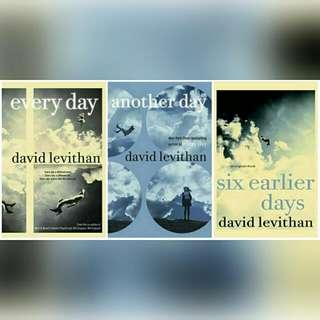 Everyday Novel - David Levithan