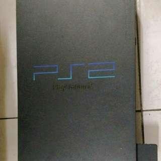 PS2  台北地下街普雷依買的 主機功能正常 有改機 無送修記錄 願簽切結書