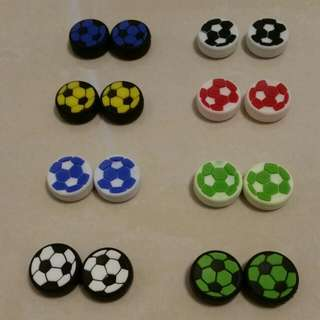 PS4 Thumb Caps Soccer Fifa Design For Slim Pro Or Normal
