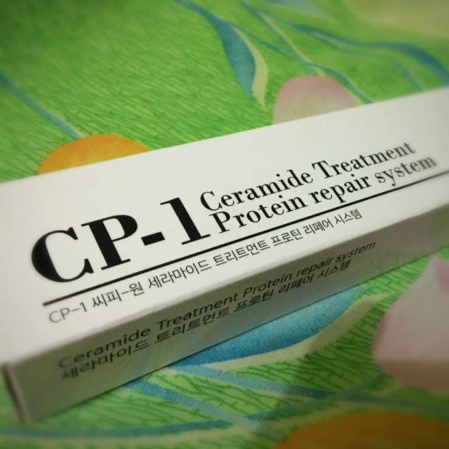 CP-1 Protein Clinic (Ceramide Treatment)