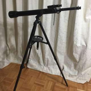 Black Telescope