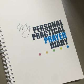 Personal Practical Prayer Diary
