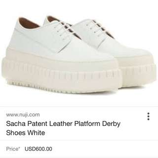 ACNE platform Shoes