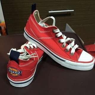 Pony x Dickies 帆布鞋