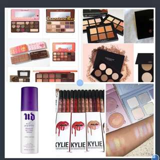 WANT TO BUY MAKEUP