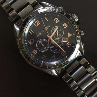 MICHAEL KORS Men's Oversized Bradshaw Watch