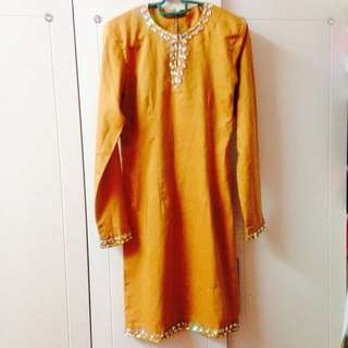 Kurung Moden (custom made)